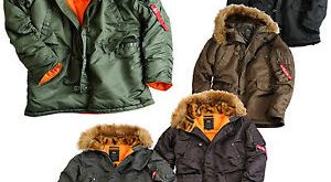 Image is loading Alpha-Industries-N3B-VF-59-S-S-2XL-Jacket-