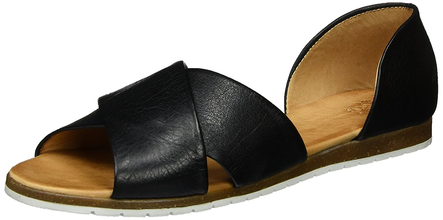Apple of eden chiusi women's open toe sandals black apple of eden,unique  design,best value