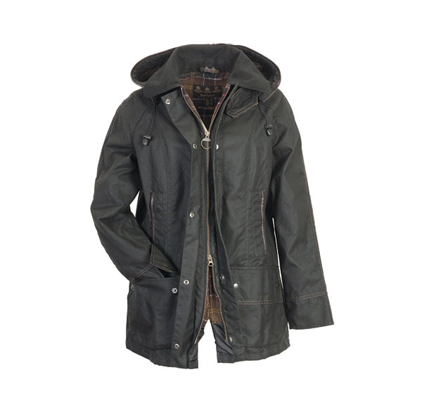 Our first on the top 5 list of Ladies' Barbour jackets is the heavyweight,  Durawax Lifestyle Beaufront. This is a classically styled Barbour coat that  will ...