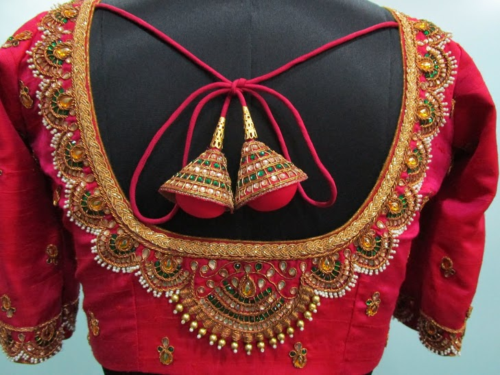 Bridal Blouses. Products
