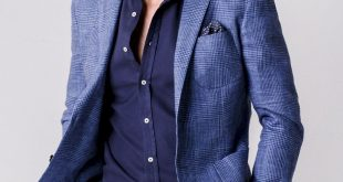 Pin by Richard Anderson on Gentleman Get Casual | Mens fashion, Fashion,  Blazers for men