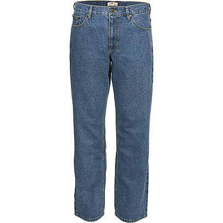 Blue Mountain Men's Denim 5-Pocket Jean, Regular Fit at Tractor Supply Co.