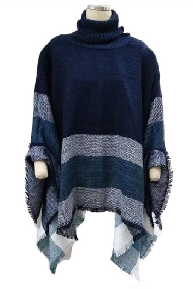 Blue Ponchos – Brand quality and ongoing trend