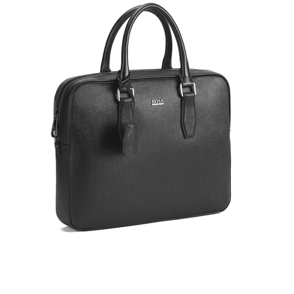 BOSS Hugo Boss Men's Sumei Document Bag - Black: Image 2