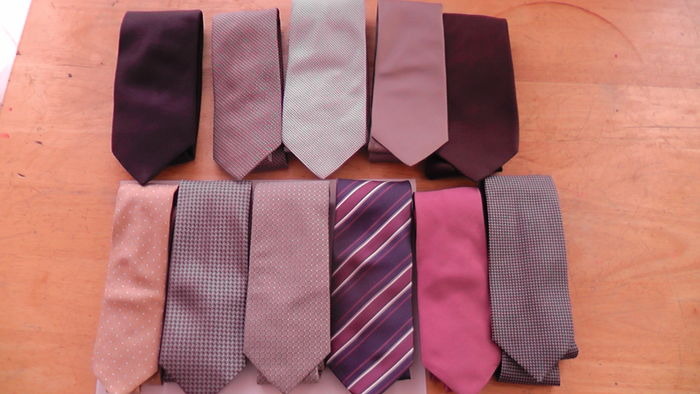 Hugo Boss - Ties (11 pieces)