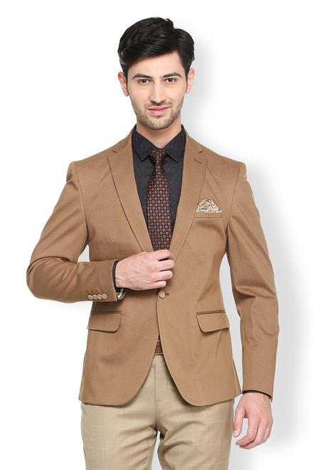 Van Heusen Brown Blazer