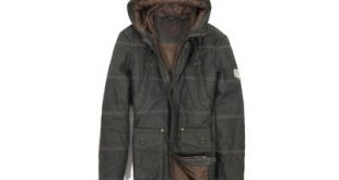 CAMP DAVID OUTDOOR MENS WINTER INSULATED JACKET INT M