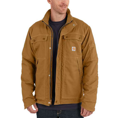Carhartt jacket – authentic, trendy and 100% American