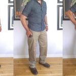 Carry Pants – Cargo pants – styling with outdoor flair