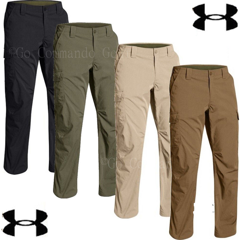 Under Armour Tactical Patrol Pants II - Conceal Carry Field Duty Cargo Pants  | eBay