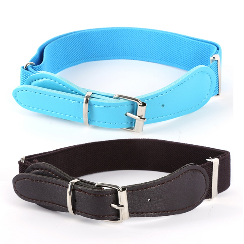 Women Children Multi colors Belts Kids Joker High Polyester Belt Buckles  Waistband Adjustable Children Belts x17-in Belts u0026 Cummerbunds from Men's  Clothing ...