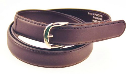 Kids Boys Girls Childrens Brown Leather Uniform Belt ...