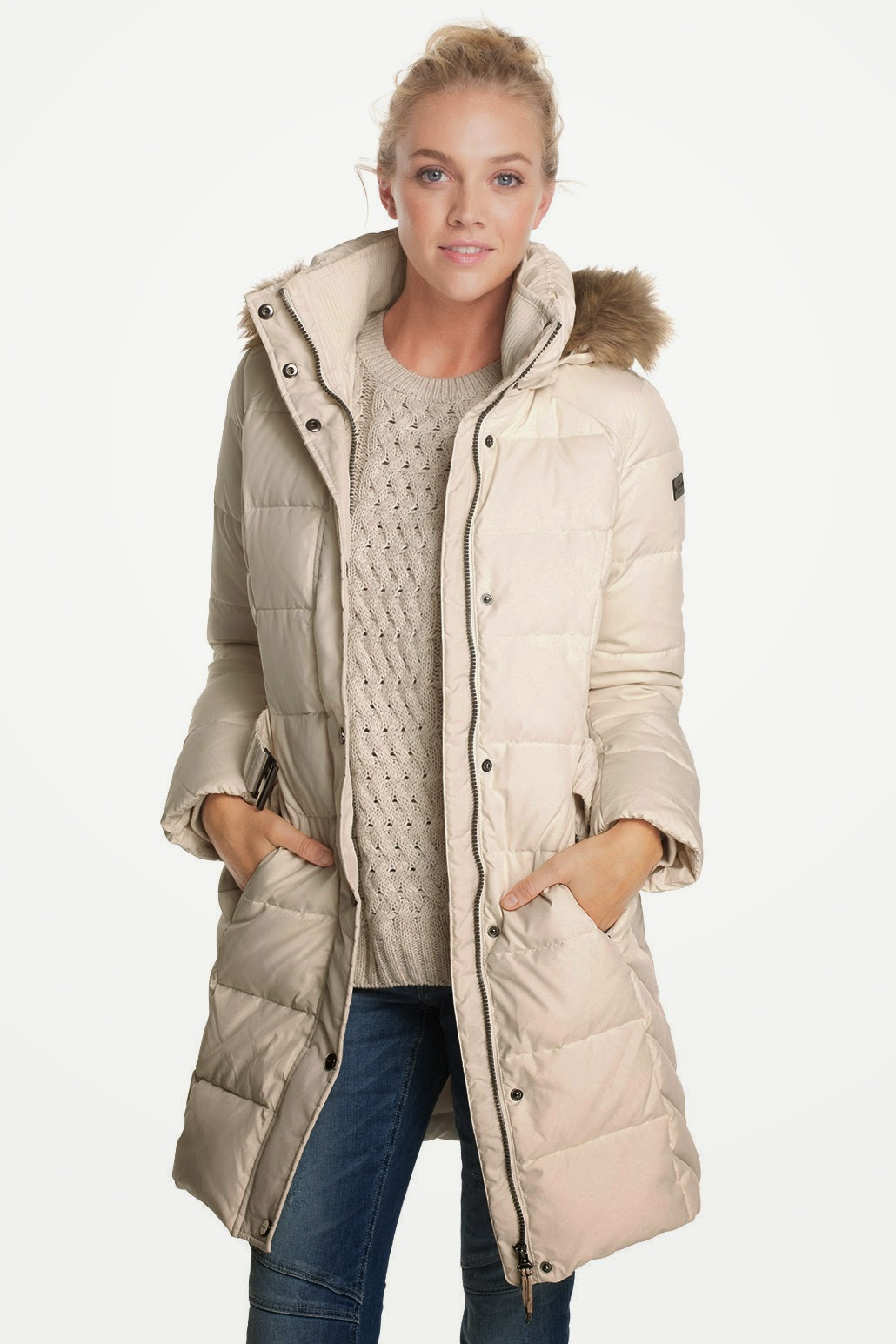 ESPRIT Winter Coat – a classic with many different facets