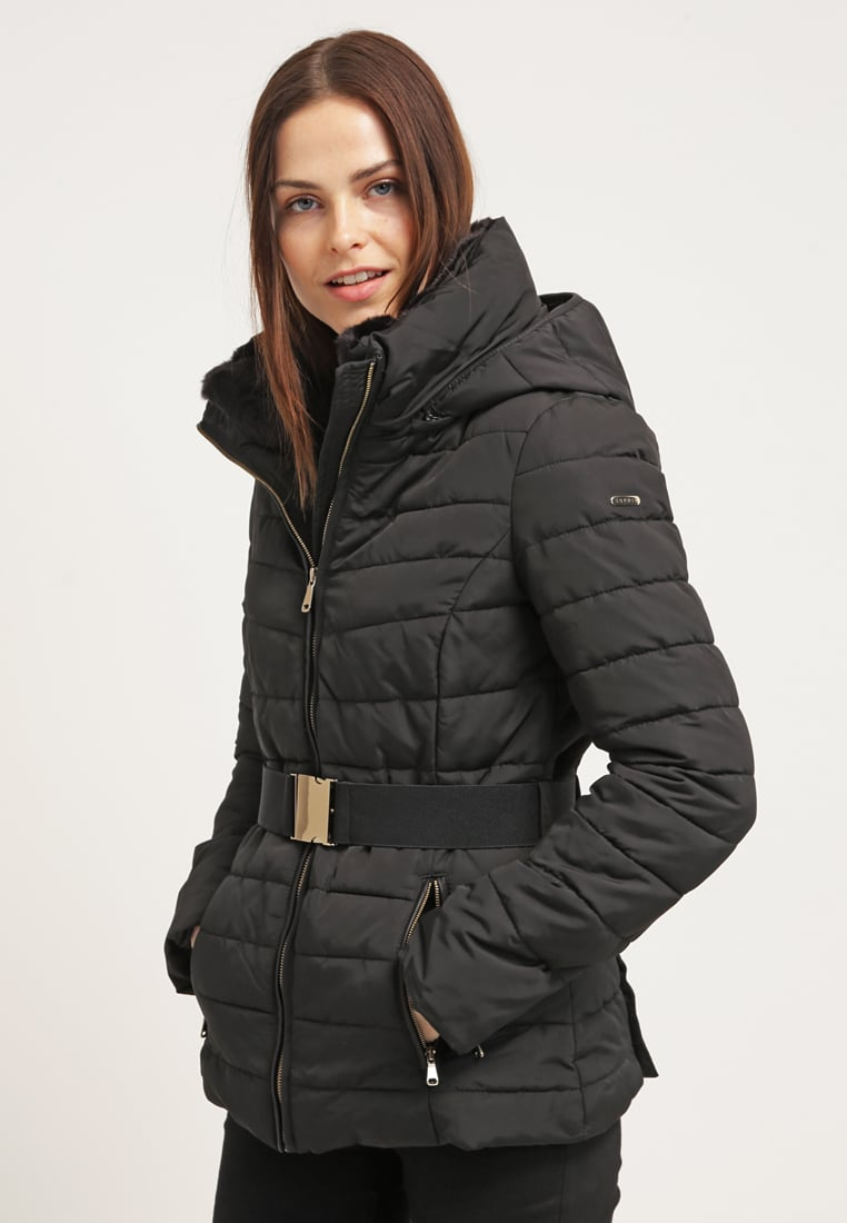 Women Jackets Esprit Collection Winter jacket - black,esprit shoes size  guide,reputable site