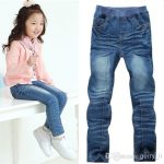 Girls Kids Pants