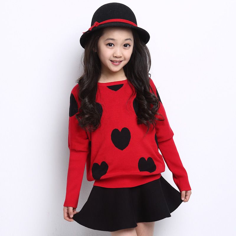 Fashionable girls sweater for everyday use
