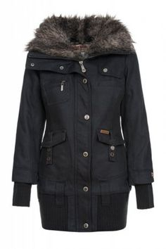 Khujo Women's Winter Jacket Dome Navy 450