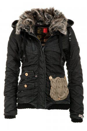 Khujo Women's Winter Jacket Felice