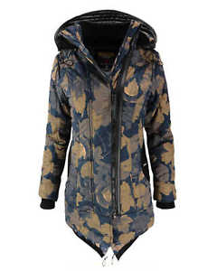 Image is loading Khujo-Women-039-s-Winter-Jacket-Coat-Cayus-