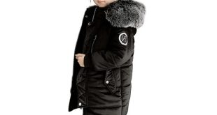 Kids Parkas Hooded Coat children's Winter jackets Warm Down cotton For Girl  clothes Children Outerwear Thick