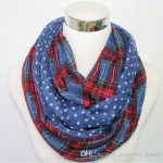 Ladies Loop scarves – Classic or trendy with the loop scarf
