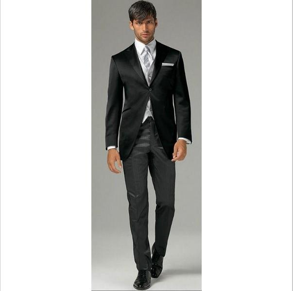 The Groom Suits Autumn/Spring Winter Standard Plus Size Black Wedding Men Suit  Modern Hote Tuxedos Gentleman Cream Dinner Jacket Designer Tuxedos From ...