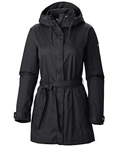 Womenu0027s Pardon My Trench™ Rain Jacket
