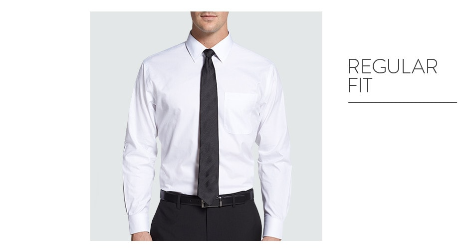 How much ease/room to add for regular fit dress shirt? | Styleforum