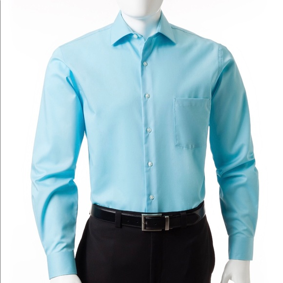 van heusen Shirts | Man Regular Fit Shirt Size 3233 | Poshmark