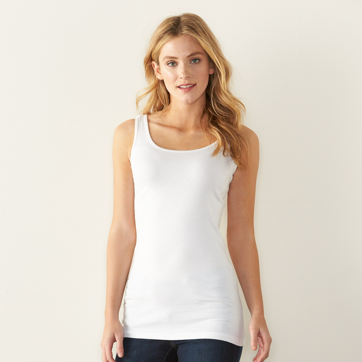 Try this look with sleeveless tops for women