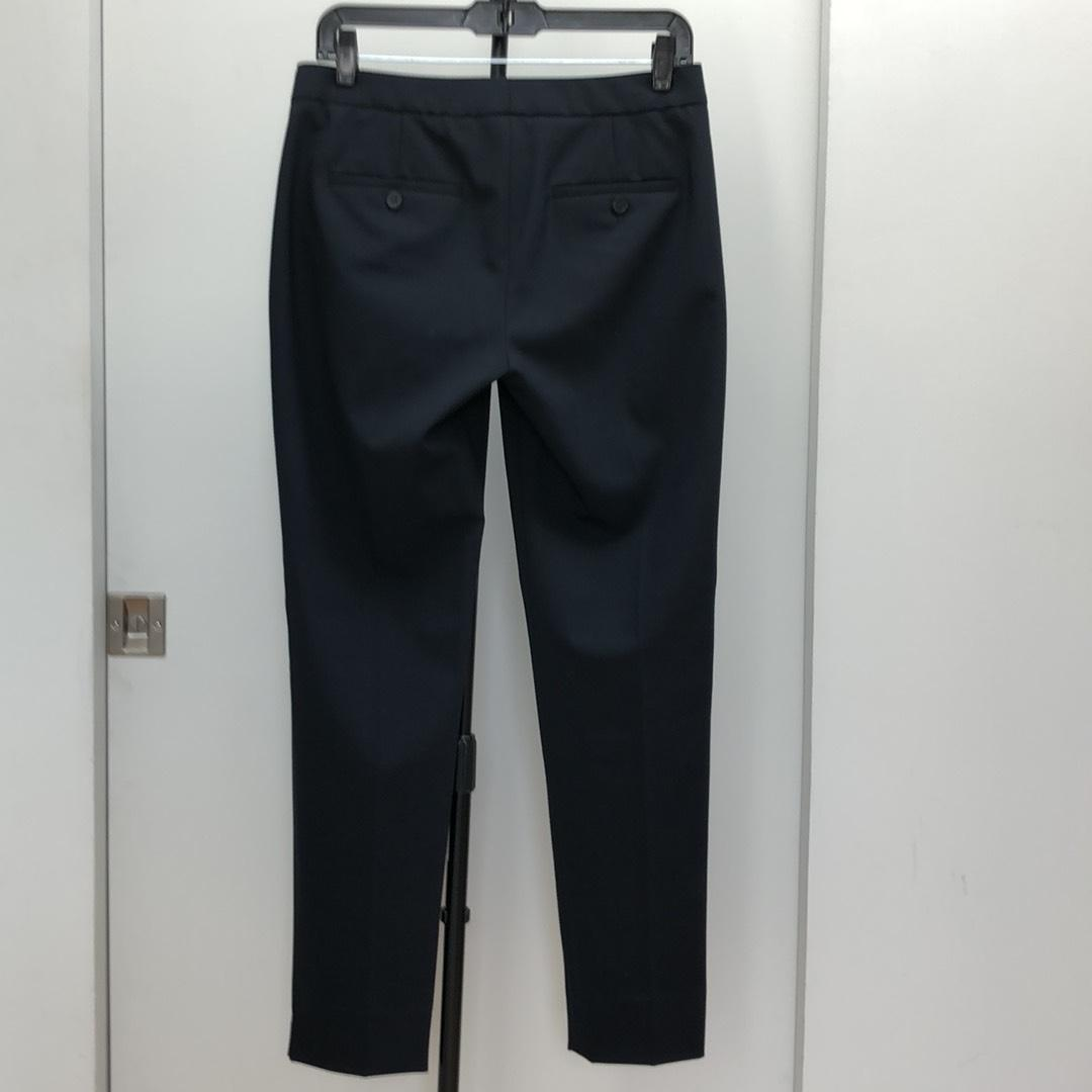 Theory Navy Suit Pants