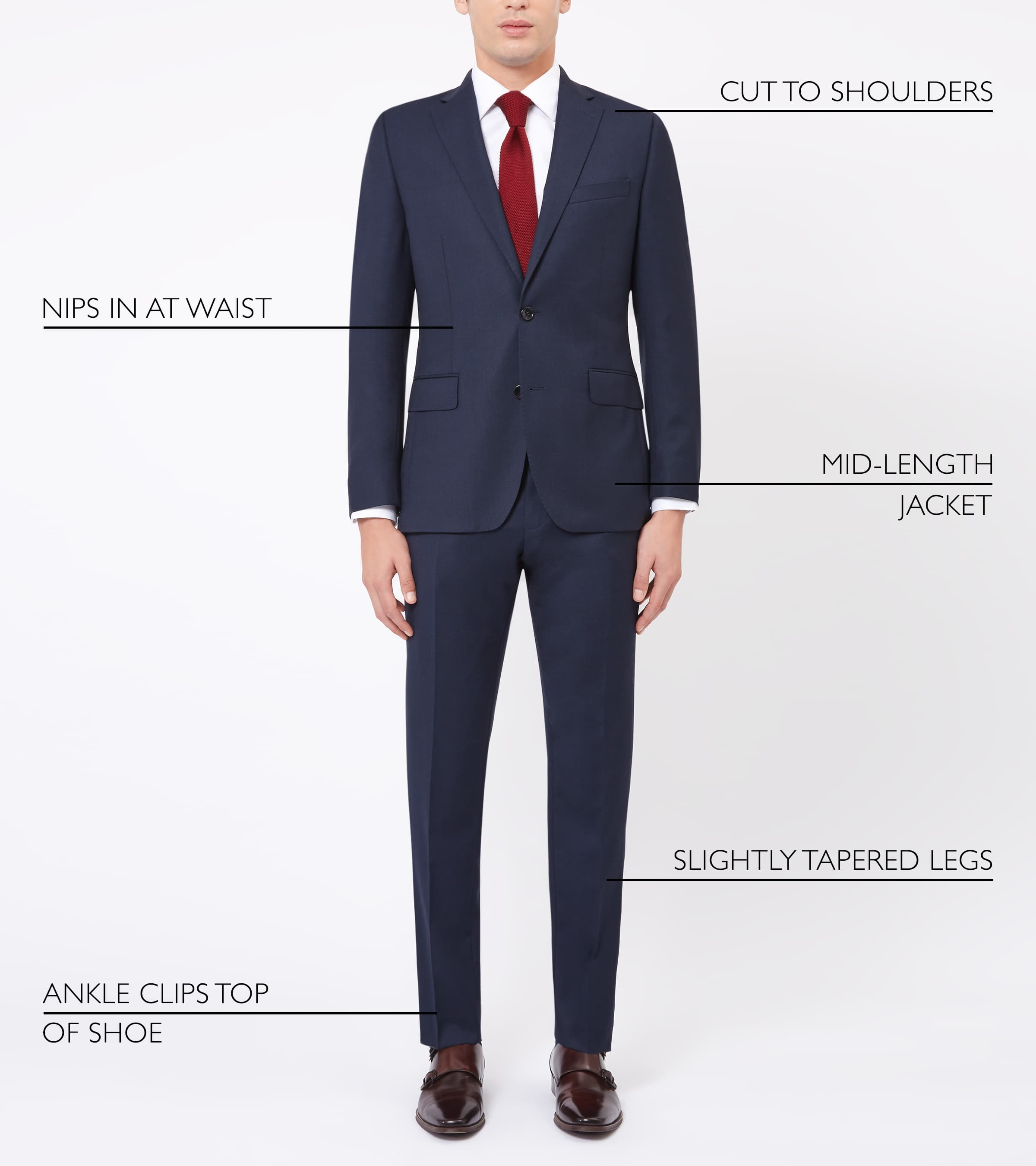 Suits in size 25