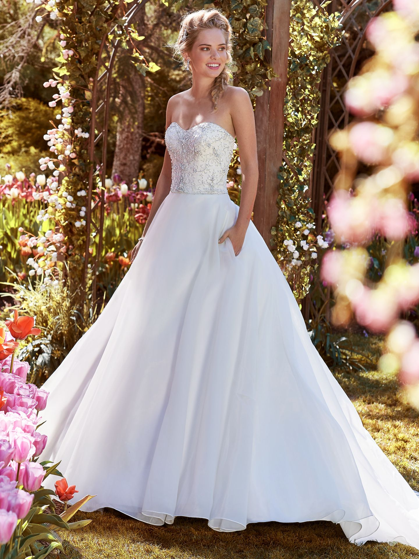 Diamond white wedding dresses, Wedding Dress Color Guide: Shades of White  for Every Bride. Diamond white wedding dresses