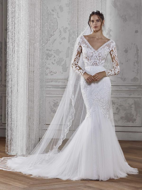 Wedding dresses for the unforgettable moment
