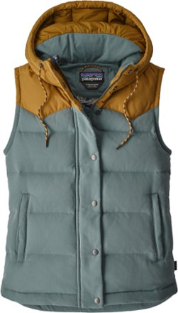 Bivy Hooded Down Vest - Womenu0027s