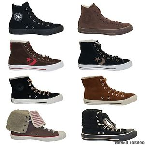 Image is loading Converse-All-Stars-High-Top-Sneakers-Chucks-Mens-