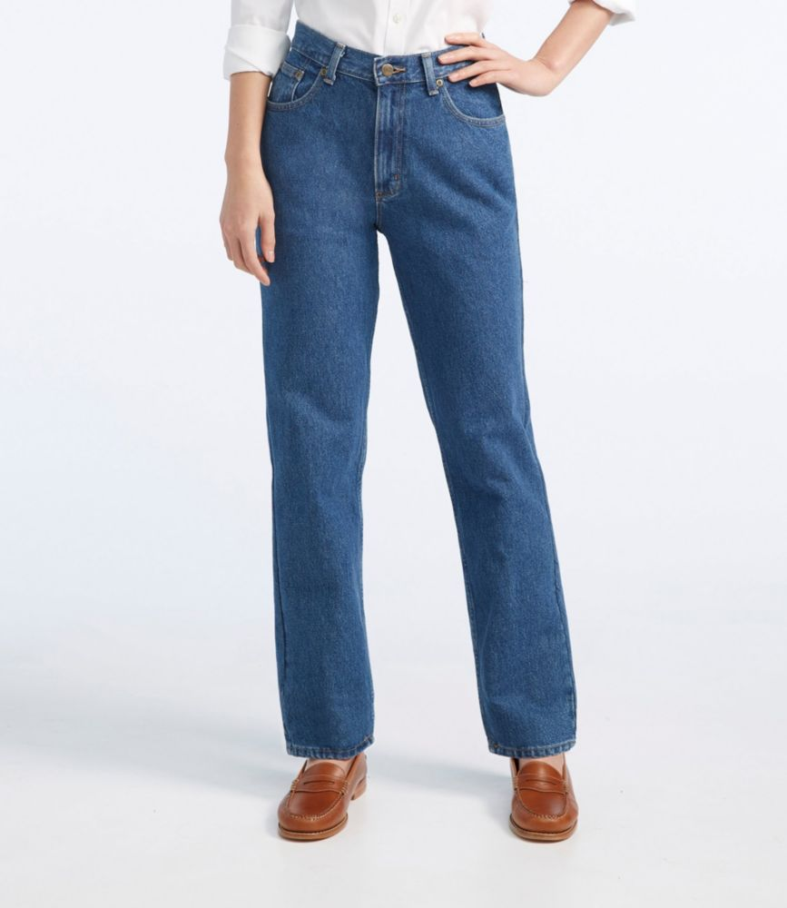 Double L® Jeans, Relaxed Fit ...