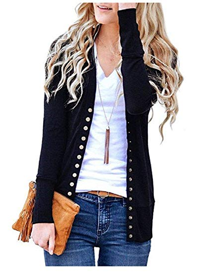 XMNDS Clearance Womens Winter Knit Long Sleeve Cardigan Sweater Jackets  Coats Hoodie at Amazon Women's Clothing store: