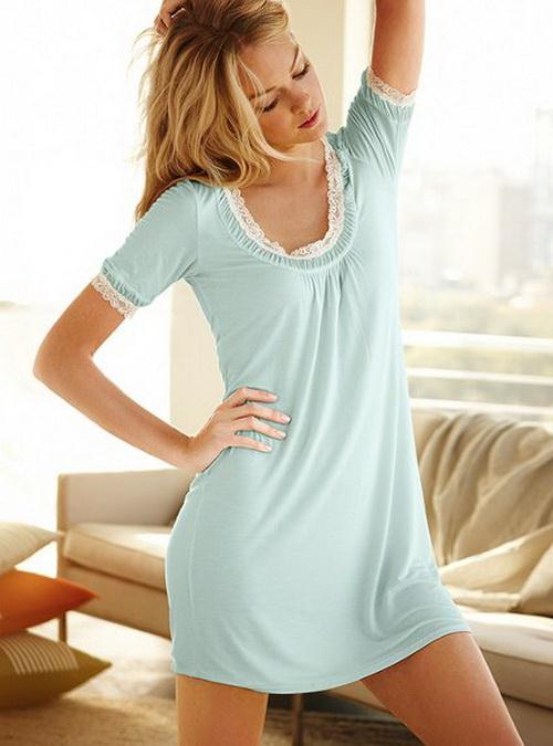 Posts related to Victoria Secret Sleep shirts - Plain And Printed Nighties  For Women