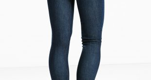 Levi's Women's 711 Mid Rise Skinny Jeans With 4-Way Stretch - Still Dreamin