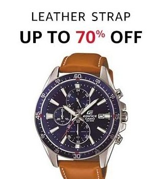 Leather-strap
