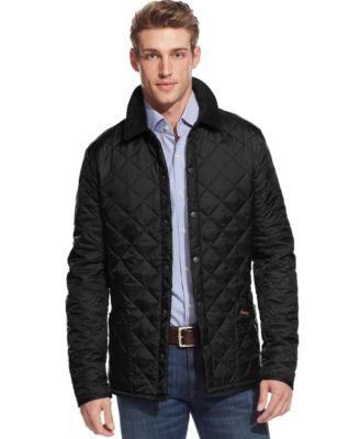 The Barbour Liddesdale – the classic among the quilted jackets