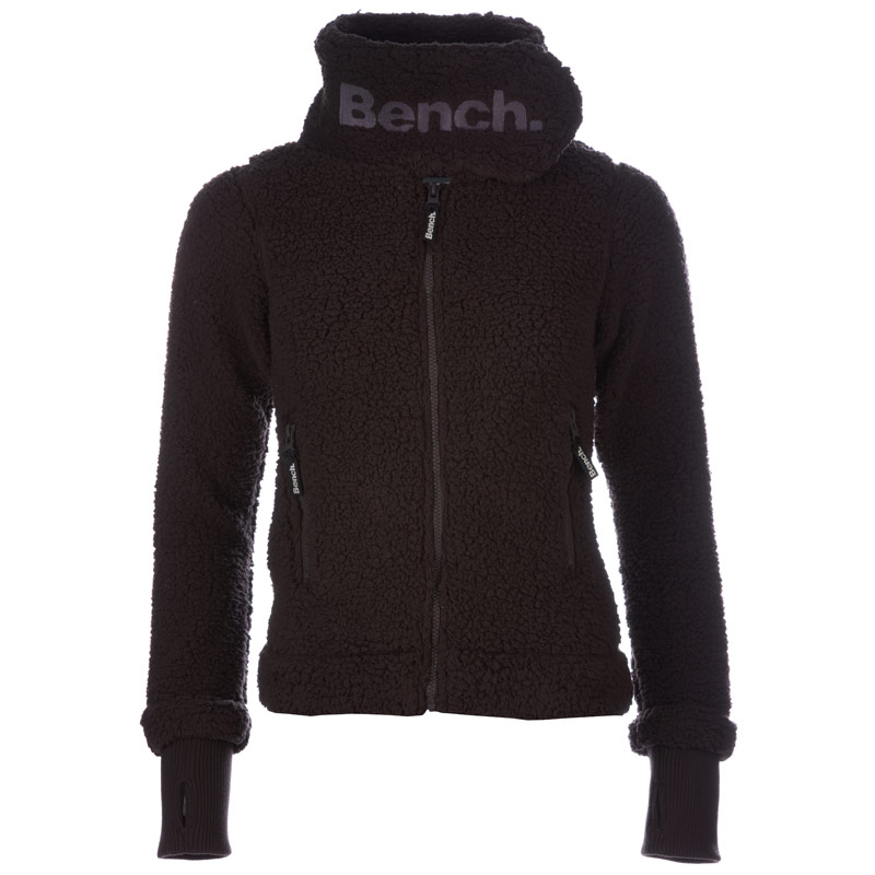 Bench Design, Bench Fleece Jacket Bench Clothing Usa Black Thick Soft  Material: interesting bench