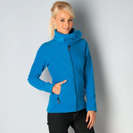 Bench Design, Bench Fleece Jacket Bench Jacket Ladies Blue Jacket Women  Thicl: interesting bench