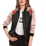 Bomber jackets for women