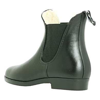 Boots with teddy lining for women