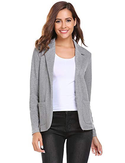 Traveller Location: Diaper Cheap Womens Blazer Jackets Cute Blazers Womens Blazers  Professional Casual Jackets: Clothing