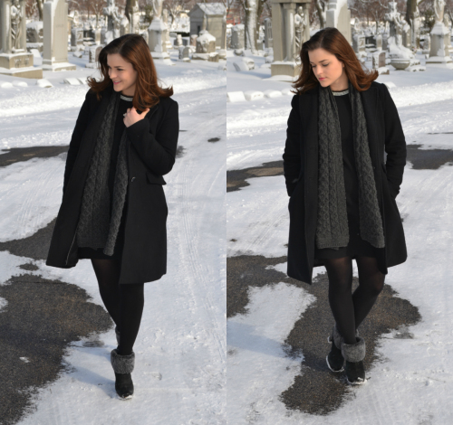Funeral Outfits Cold Weather