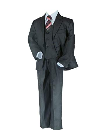 THE MODERN CONFIRMATION SUIT