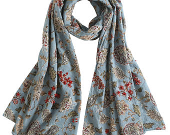 Cotton Scarves – An accessory for every women's wardrobe